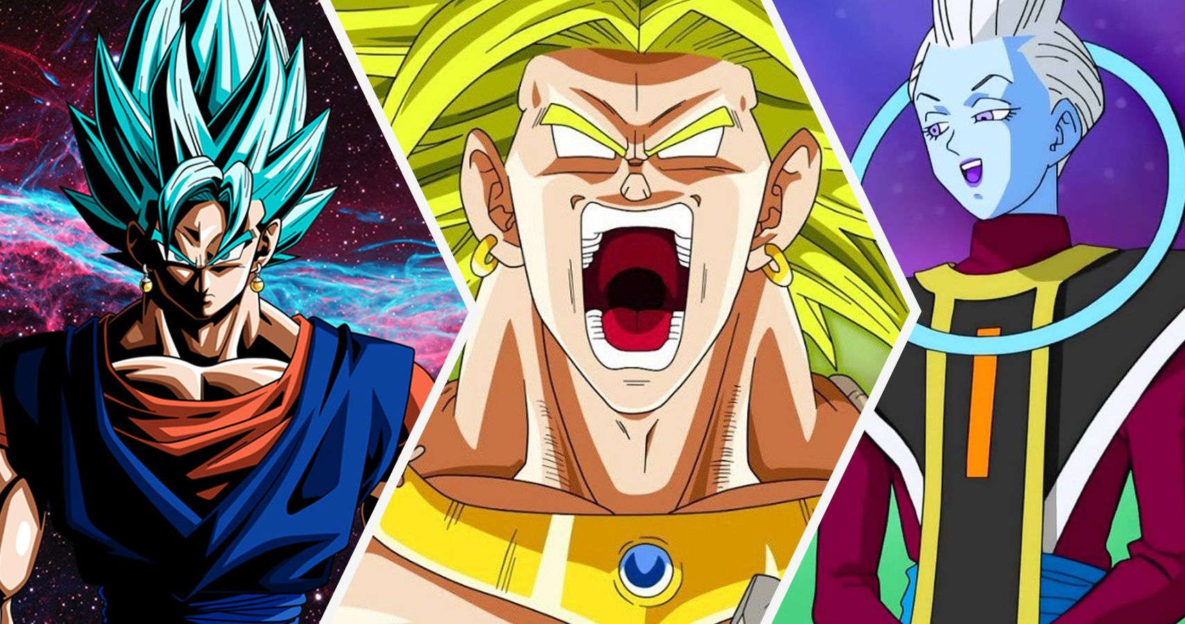 Dragon Ball 10 Characters Stronger Than The Gods Of Destruction