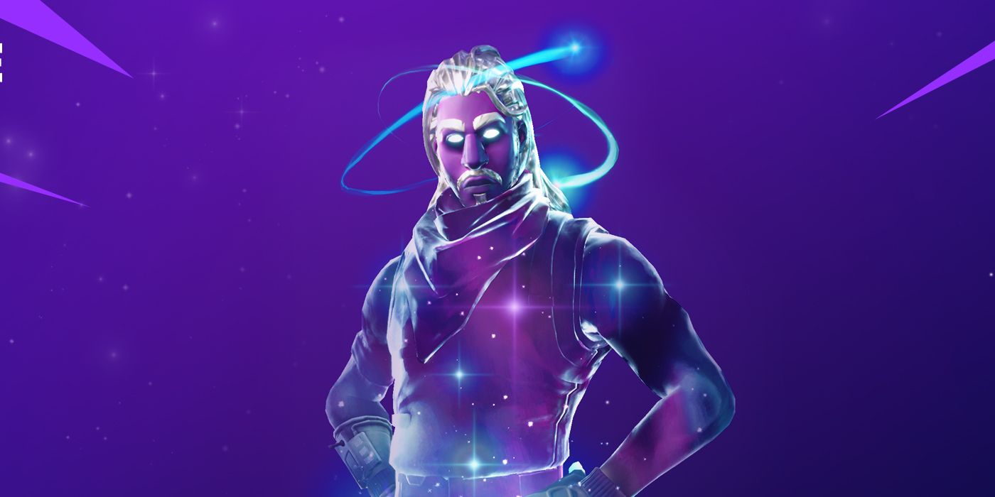 Fortnite galaxy skin has an easy workaround screenrant - Fortnite galaxy skin free ...