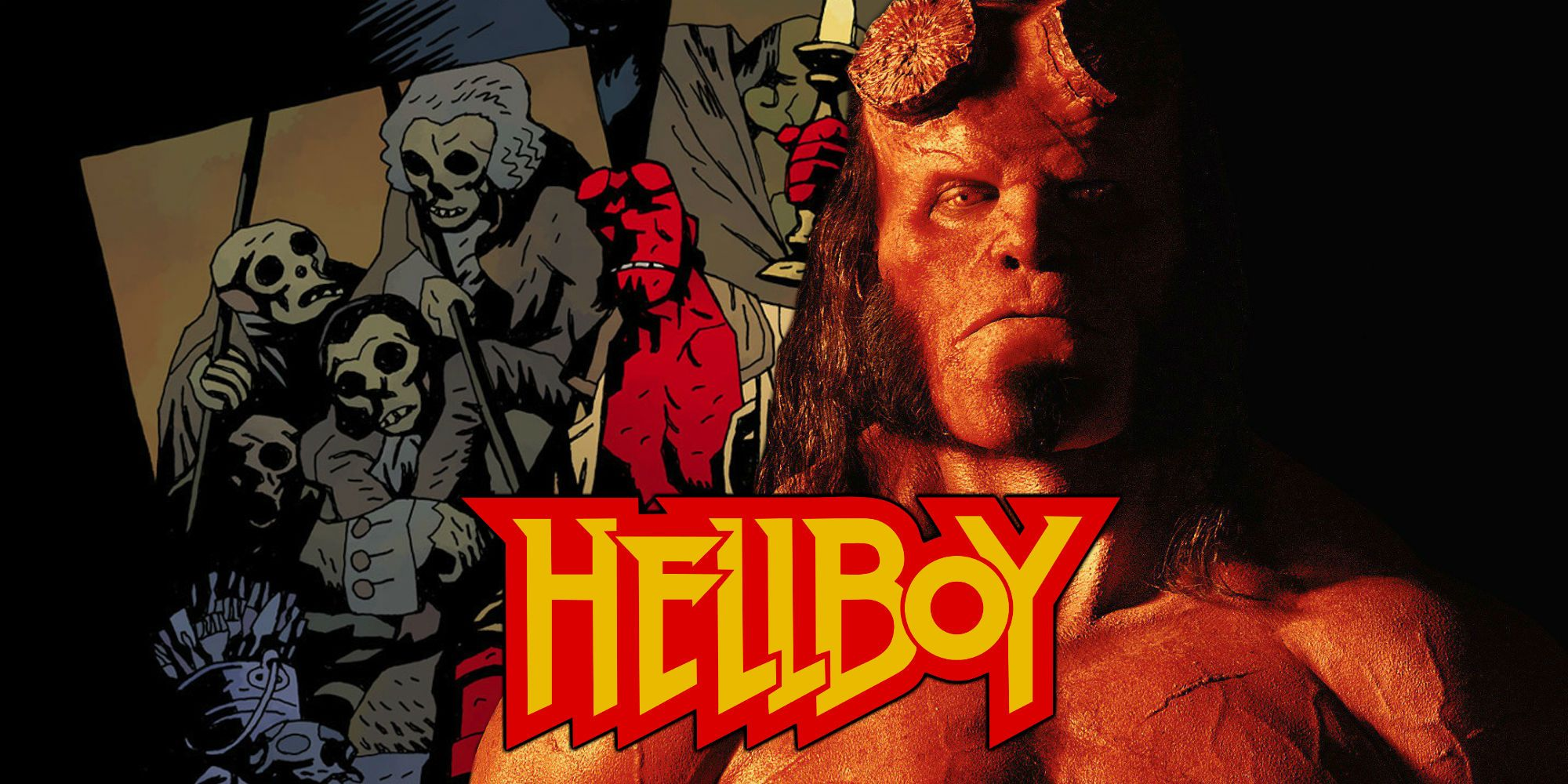 hellboy movie trailer  cast  every update you need to know