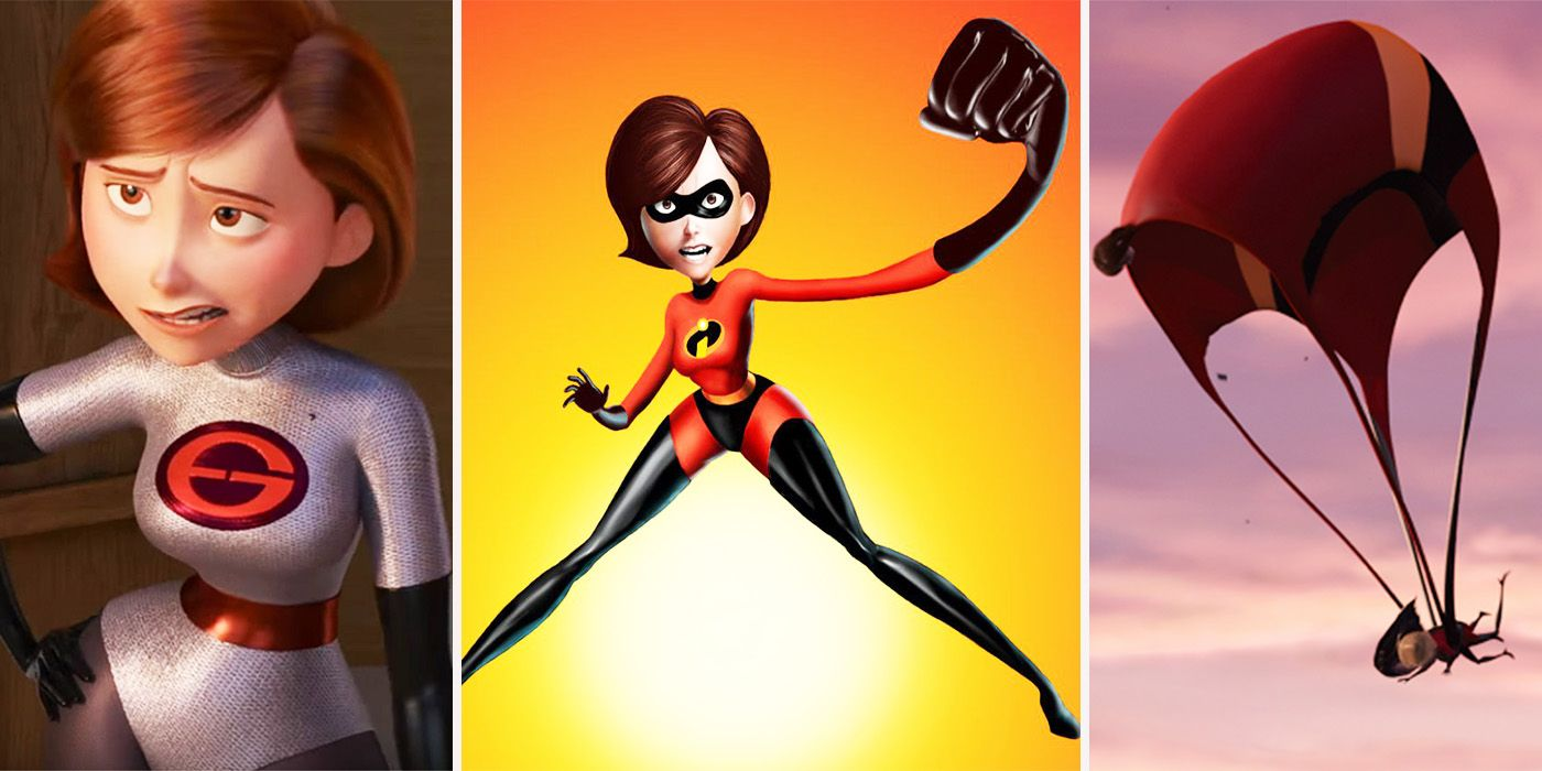 The Incredibles 25 Weirdest Things About Elastigirl S Body