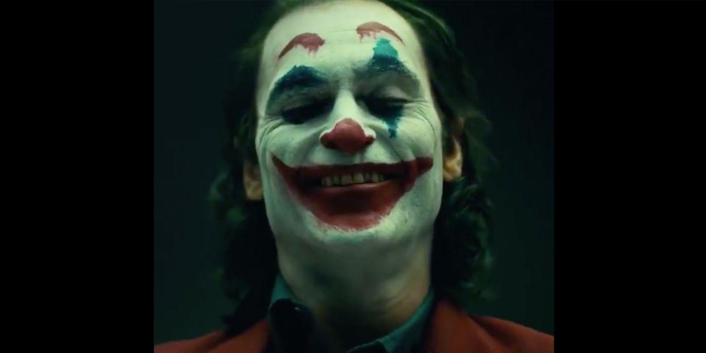 Joker Teaser Trailer: Joaquin Phoenix Puts On A Happy Face