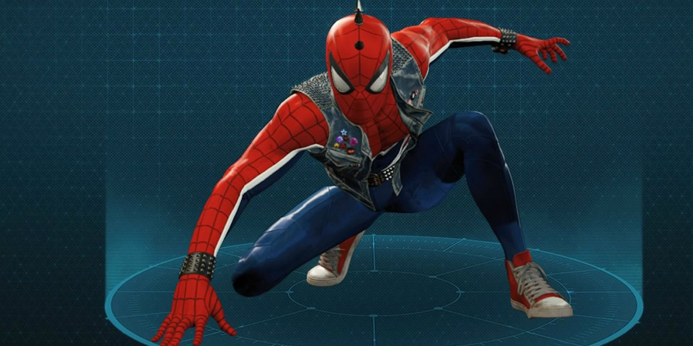 d3af4d21 Every Spider-Man PS4 Costume, Ranked Worst To Best | ScreenRant