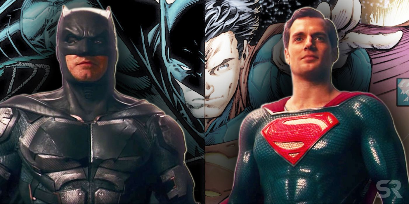 The DCEU Ruined Batman And Superman (But It's Not Zack Snyder's Fault)