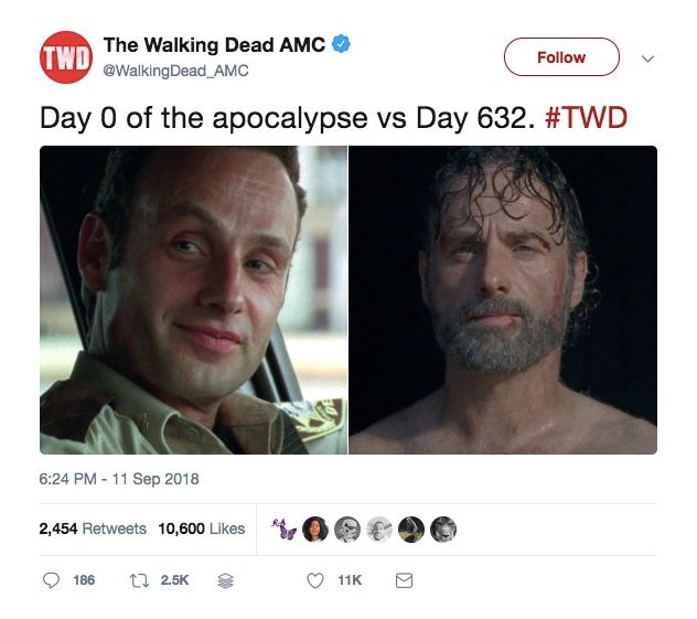 Walking Dead Continuity Makes Less Sense With Timeline Confirmed