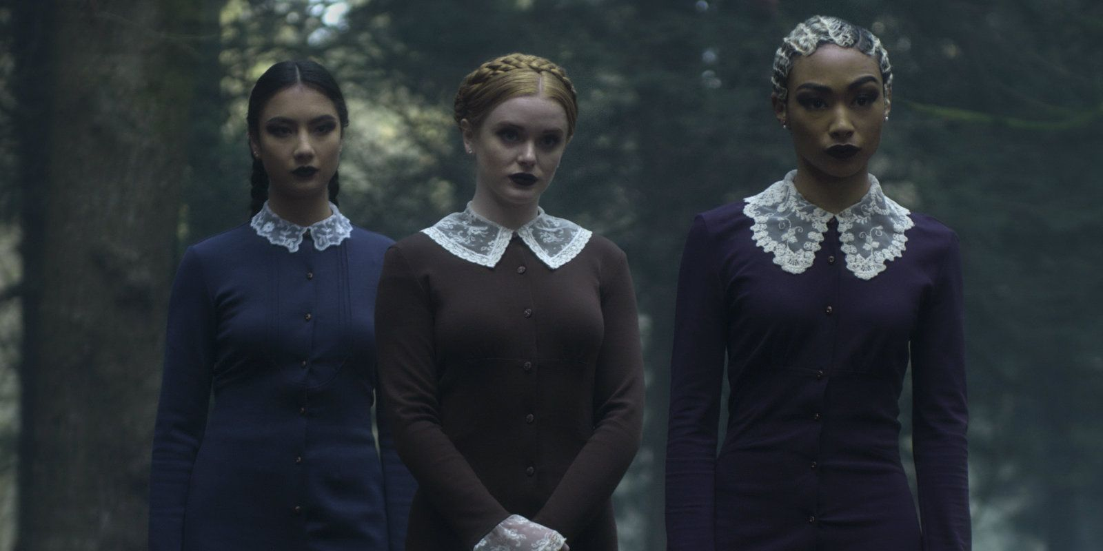 chilling adventures of sabrina first look photos are here