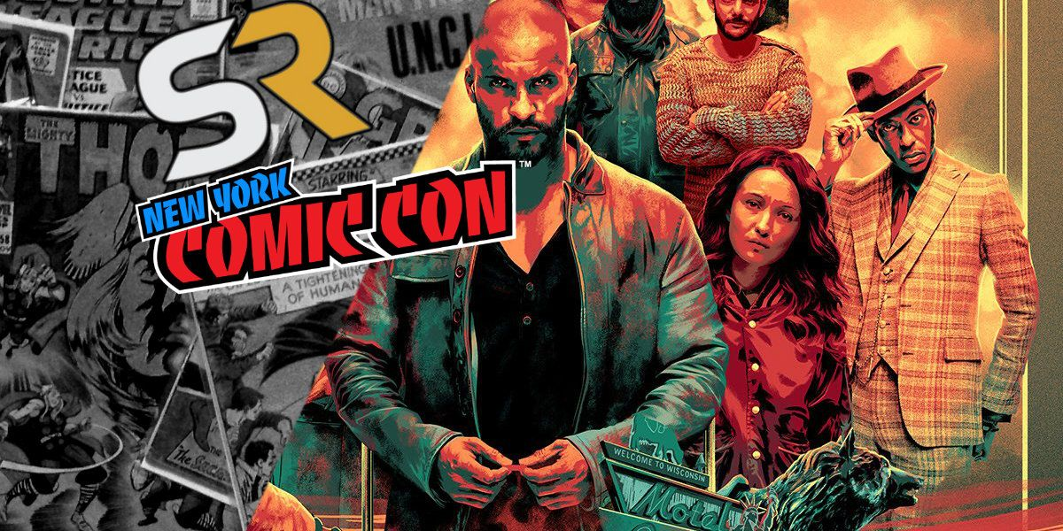 Movie Poster 2019: American Gods Season 2 NYCC Trailer & Poster: Get Ready