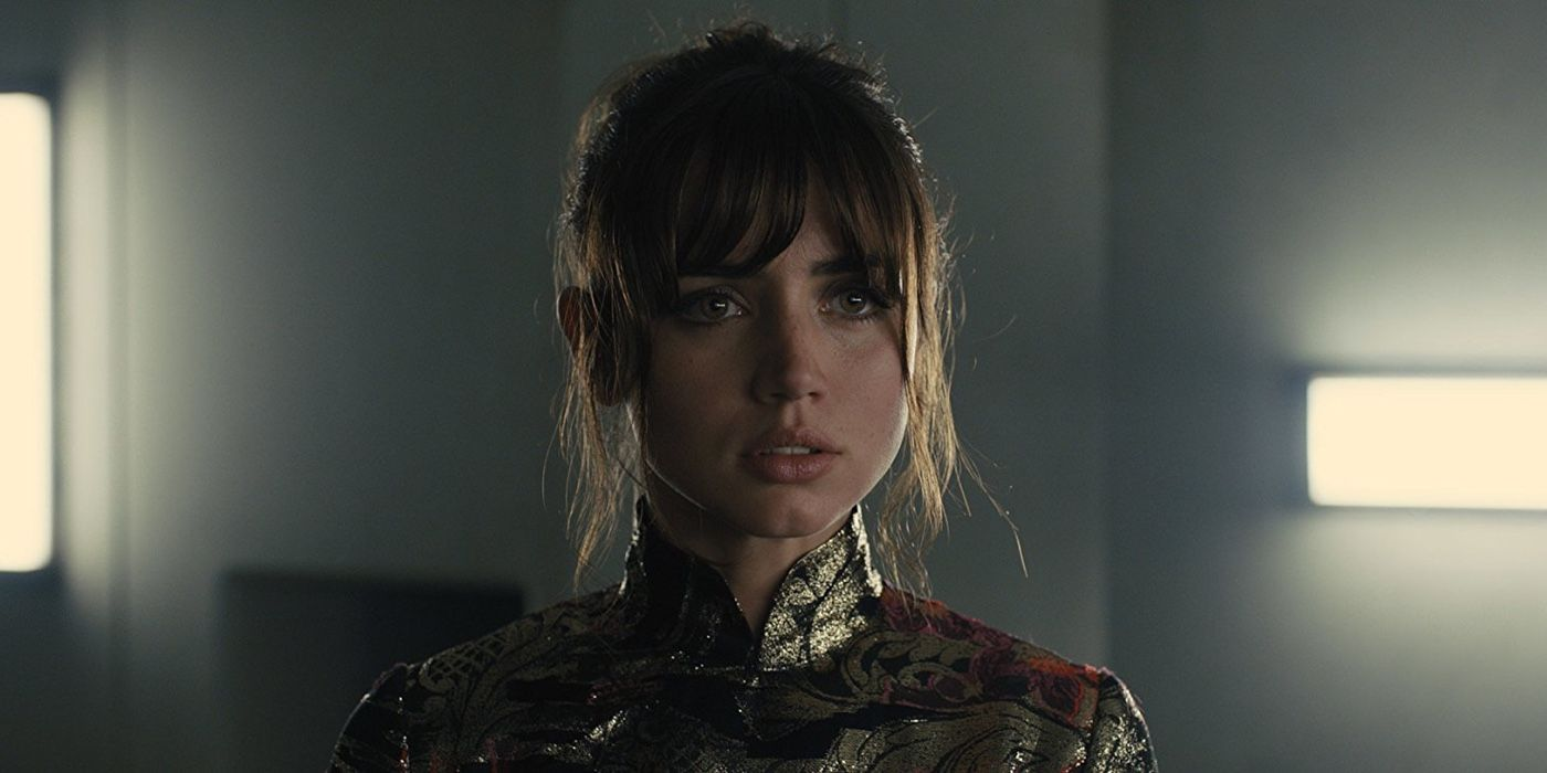Rian Johnson's Knives Out Adds Blade Runner 2049's Ana De Armas