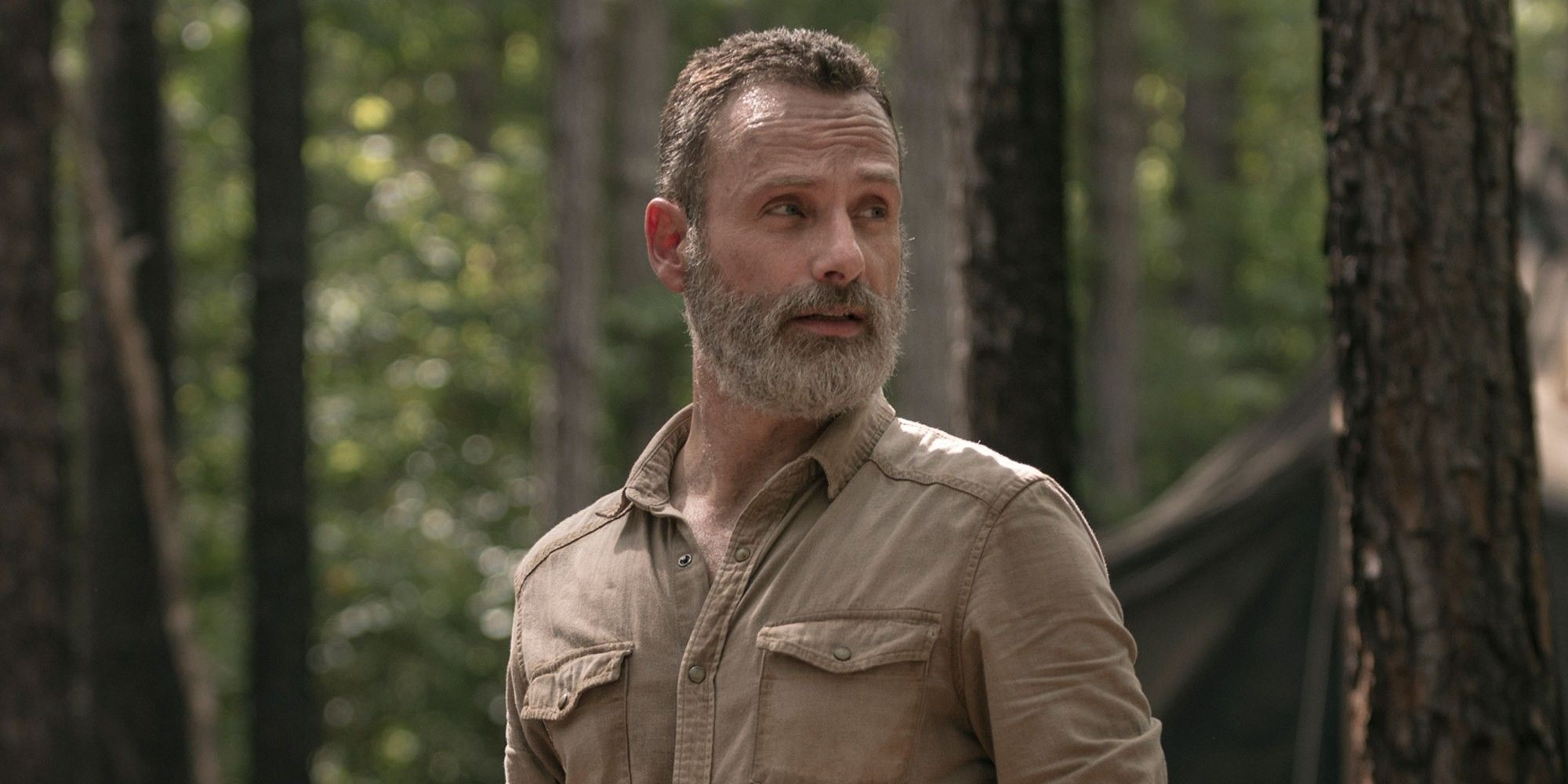 The Walking Dead Andrew Lincoln: Andrew Lincoln Says Goodbye To Walking Dead With Farewell