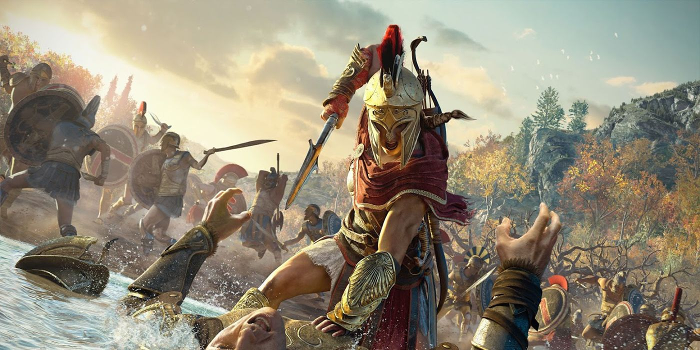 New Assassin's Creed Set in Rome & Releases in 2020, Says ...