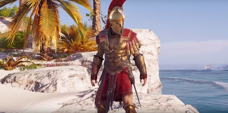 Assassin S Creed Odyssey Legendary Armor Locations Complete Guide