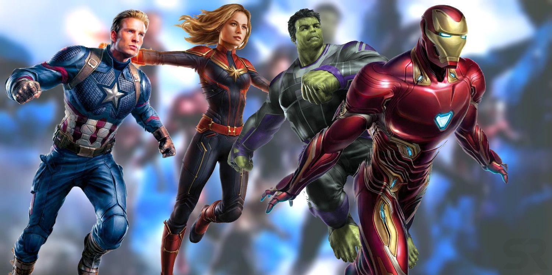 Trailer Avengers 4