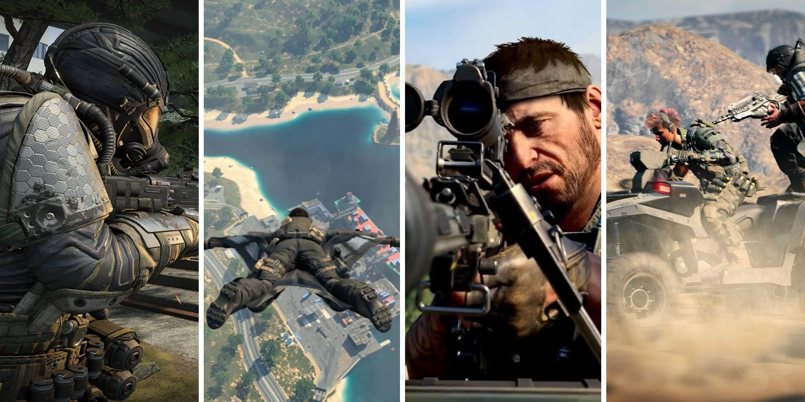 Our Thoughts on Call of Duty's Blackout Battle Royale Mode