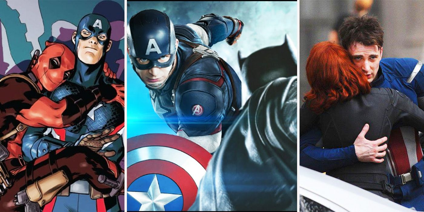 Captain America: 12 Heroes Steve Rogers Is Close To (And 8 He Can't