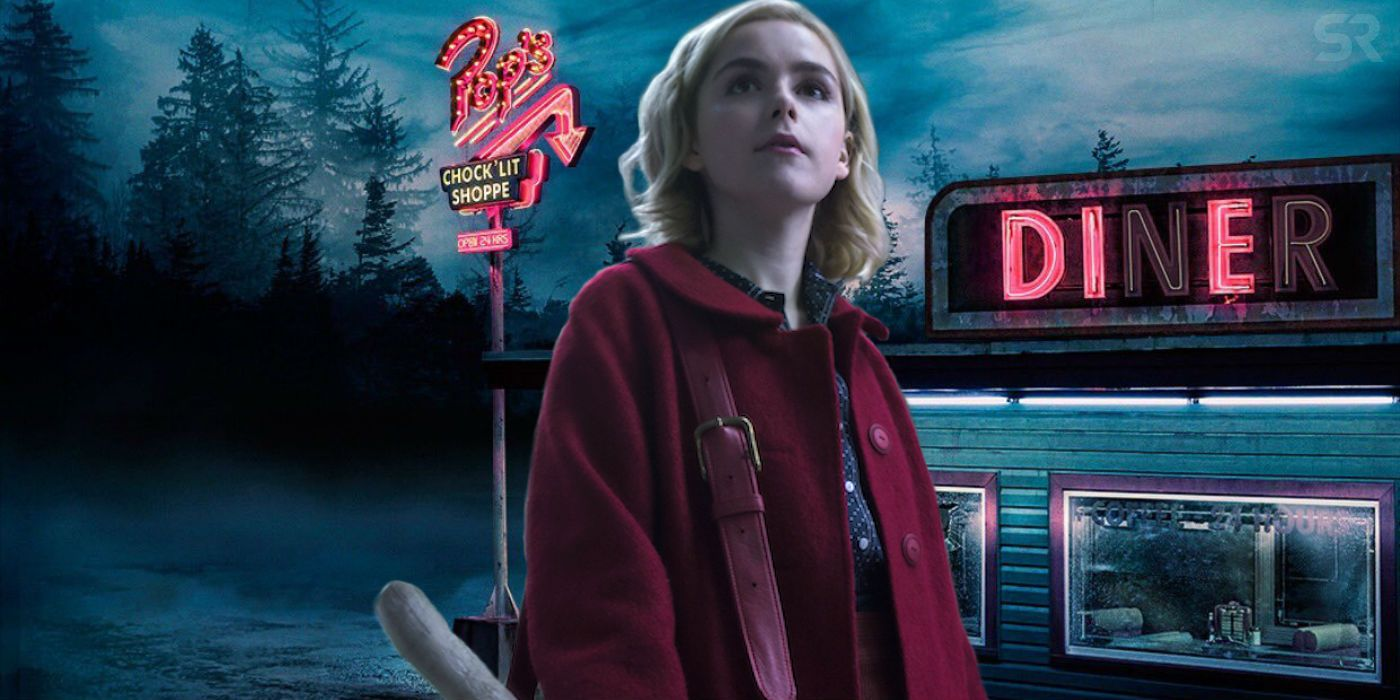 Chilling Adventures Of Sabrina References Riverdale