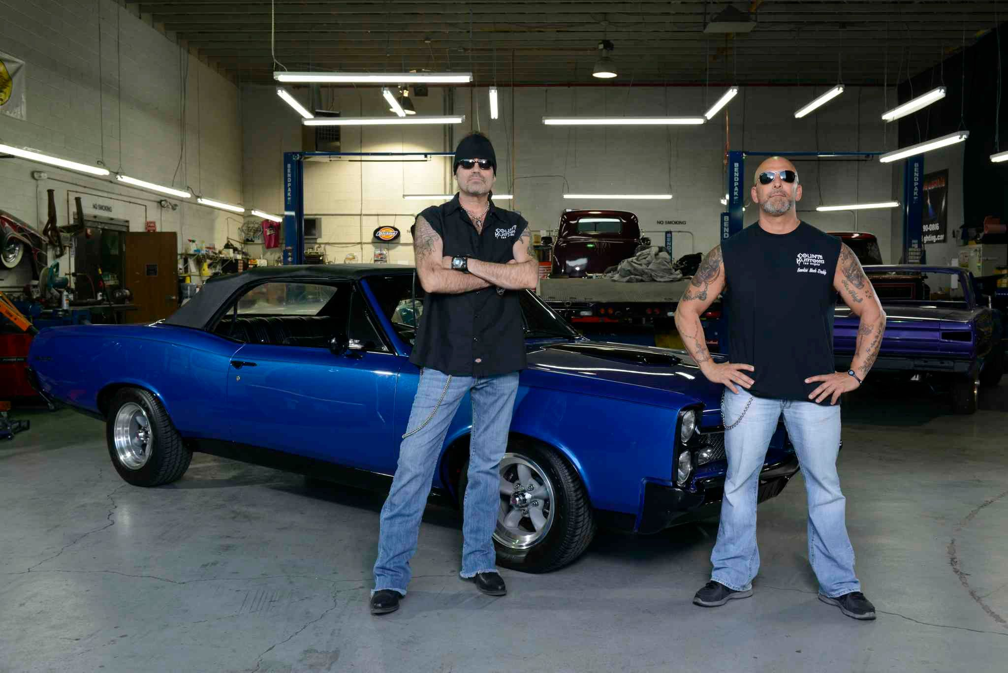 TV And Movie News Rules The Cast Of Counting Cars Is Forced To Obey - The count car show