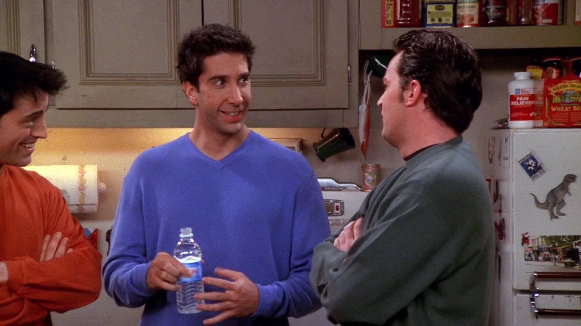 Tv And Movie News 30 Mistakes Fans Completely Missed In Friends Tv