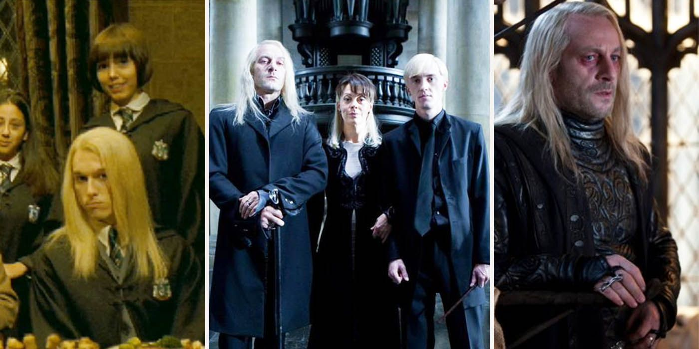 Harry Potter: 20 Crazy Details About Lucius Malfoy | ScreenRant
