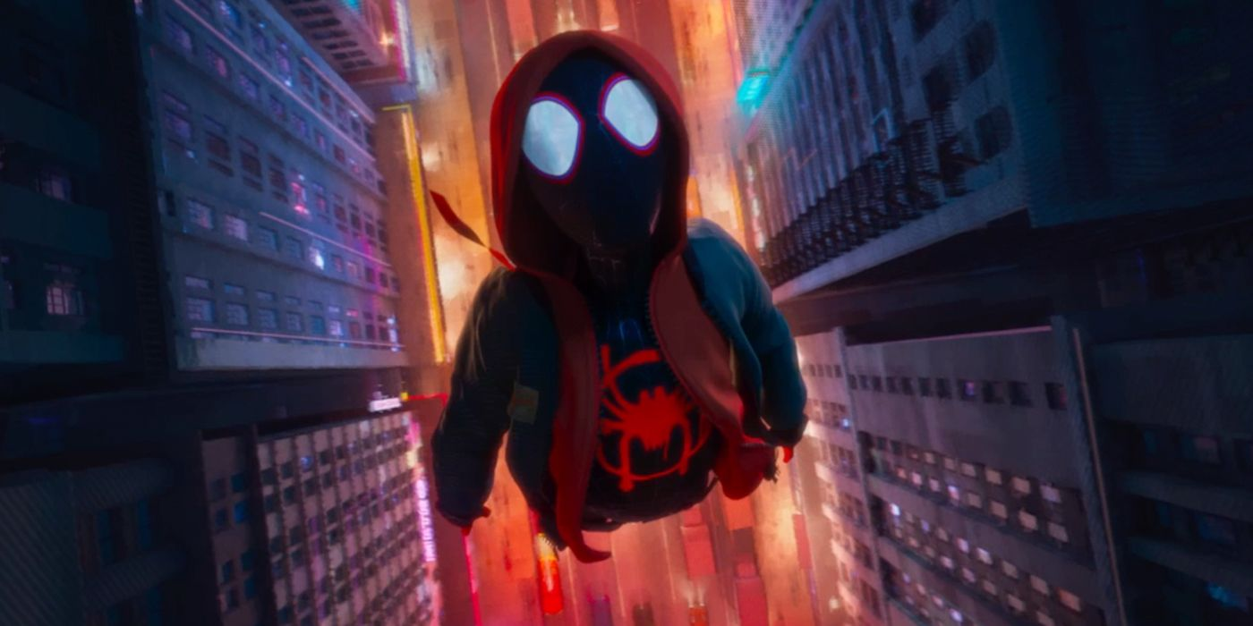 SpiderMan: Into the SpiderVerse Character Posters Are EyeCatching