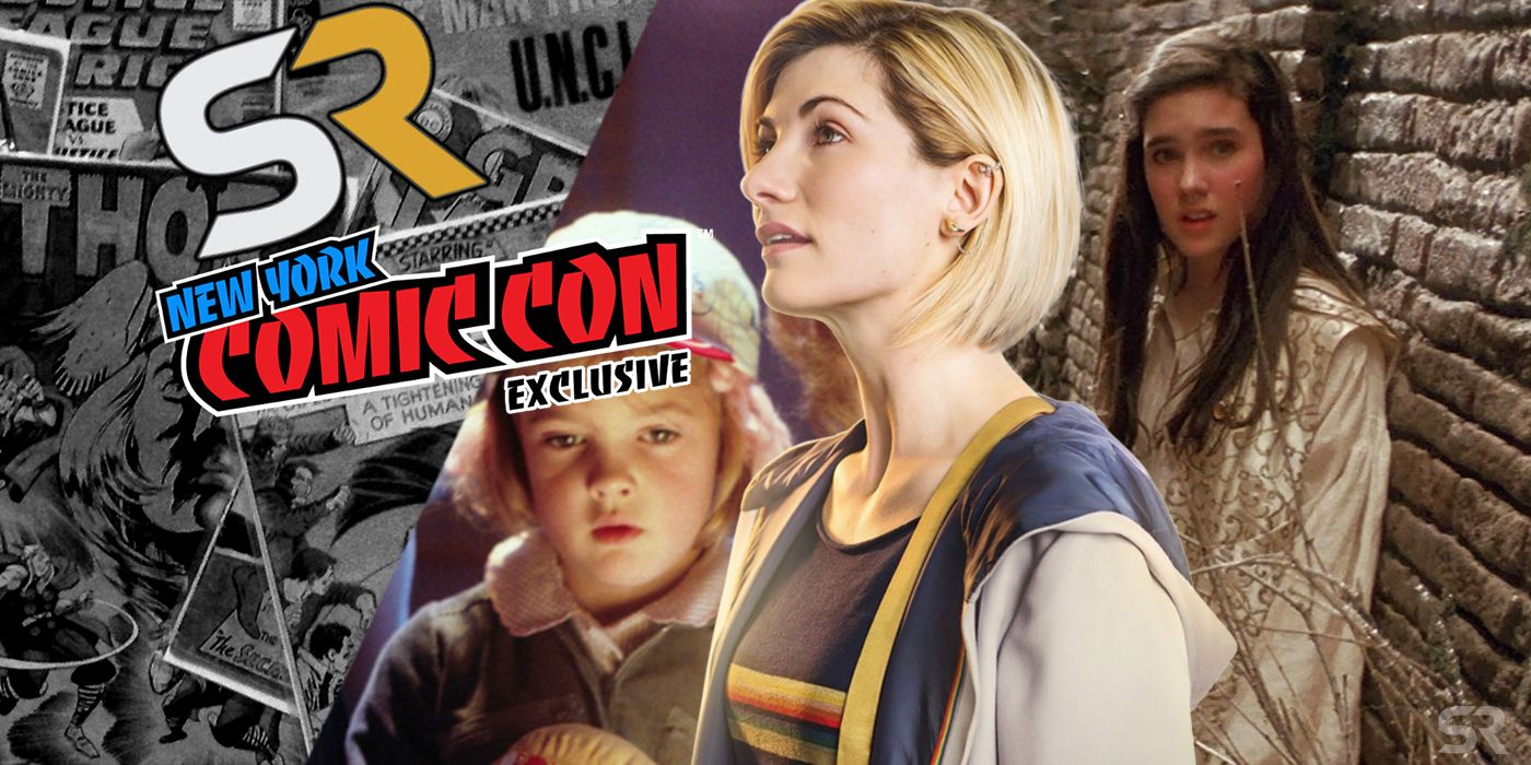 TV and Movie News Doctor Who's Jodie Whittaker Was Inspired By These