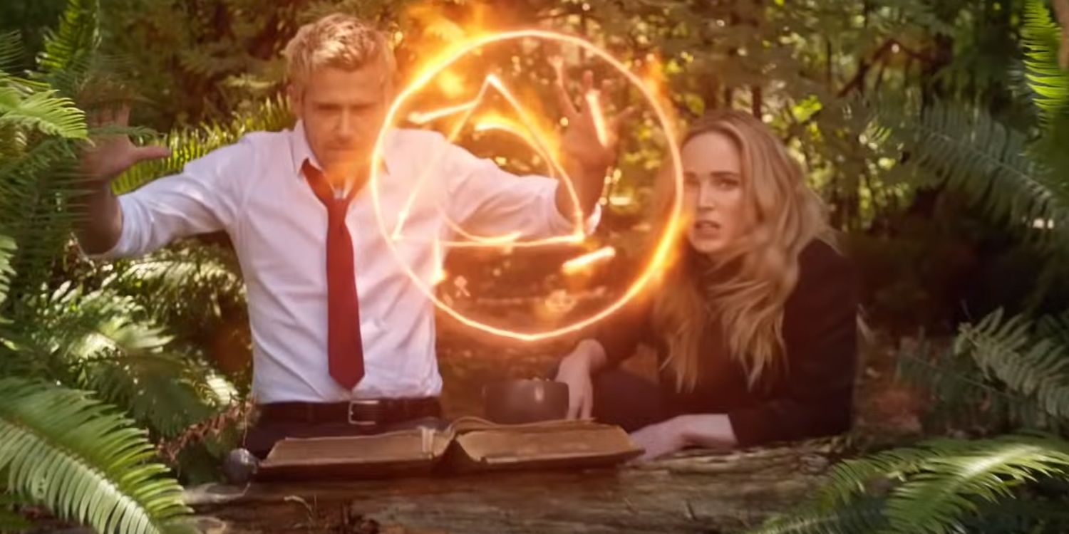 Legends of Tomorrow Season 4 Trailer Name-Drops Swamp Thing