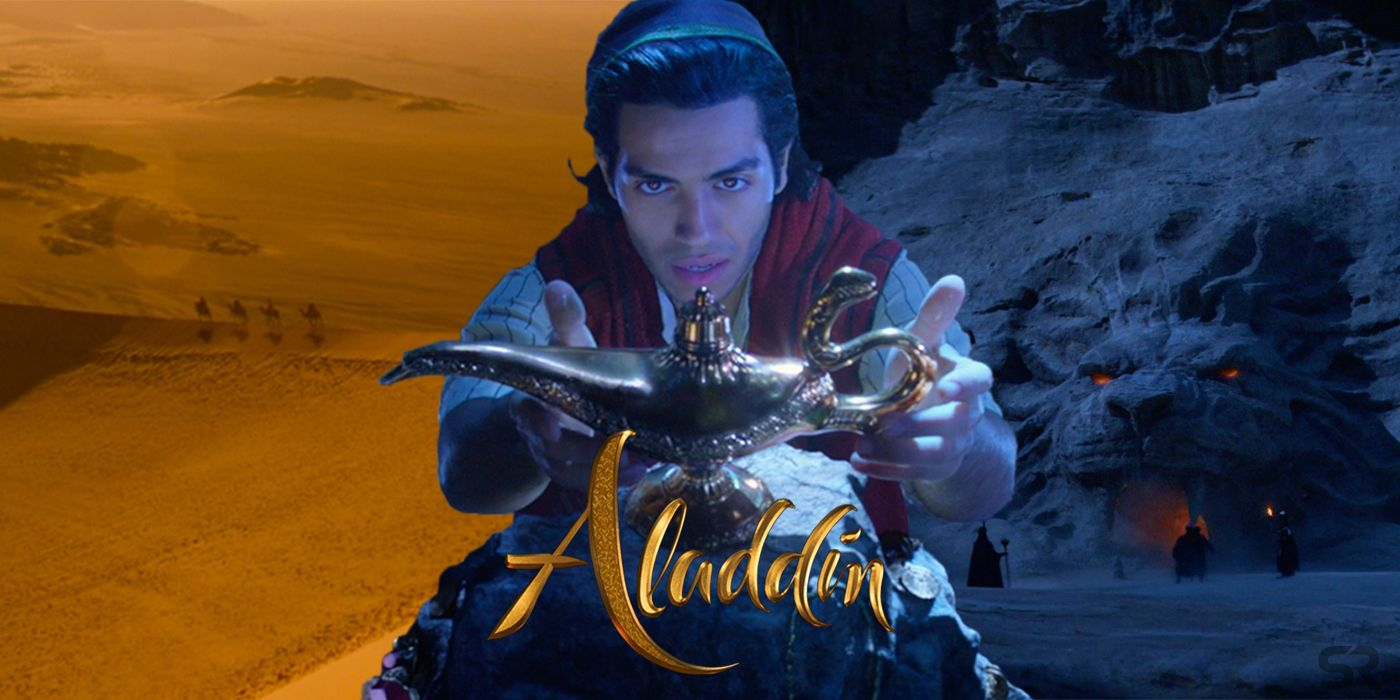 Aladdin Trailer: Aladdin Movie Trailer Breakdown: Live-Action Reveals