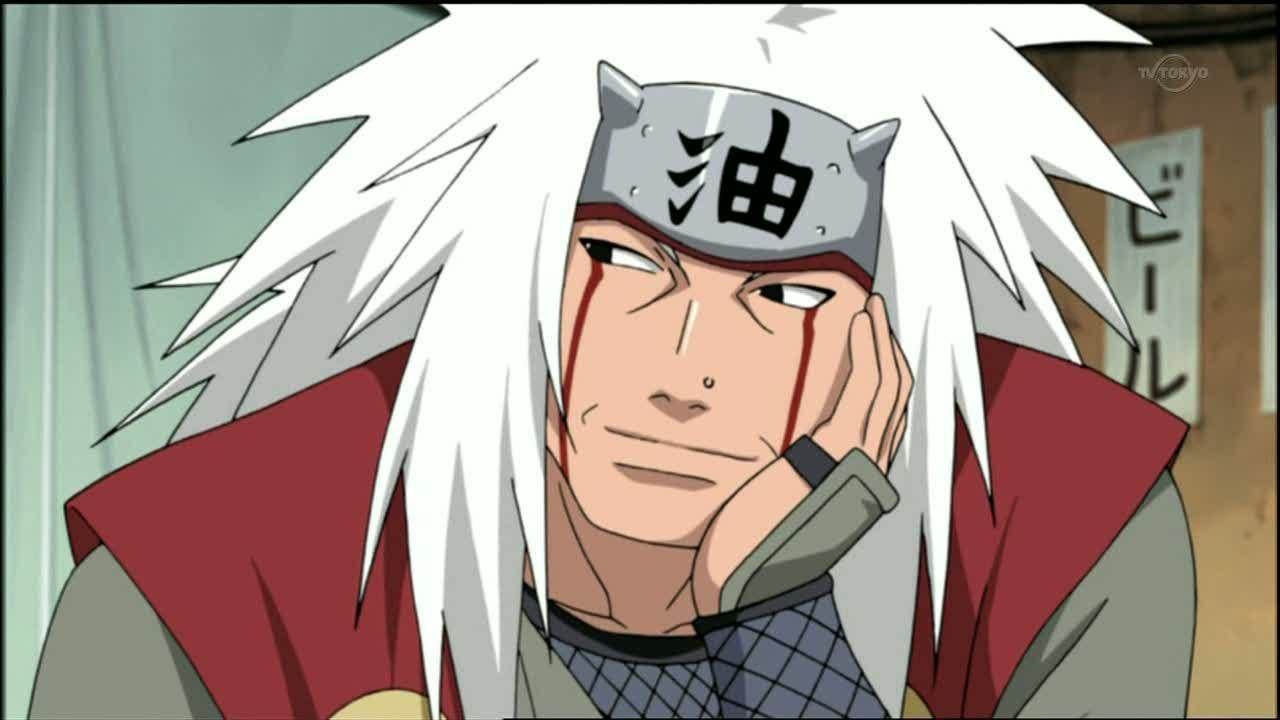 Image result for naruto jiraiya