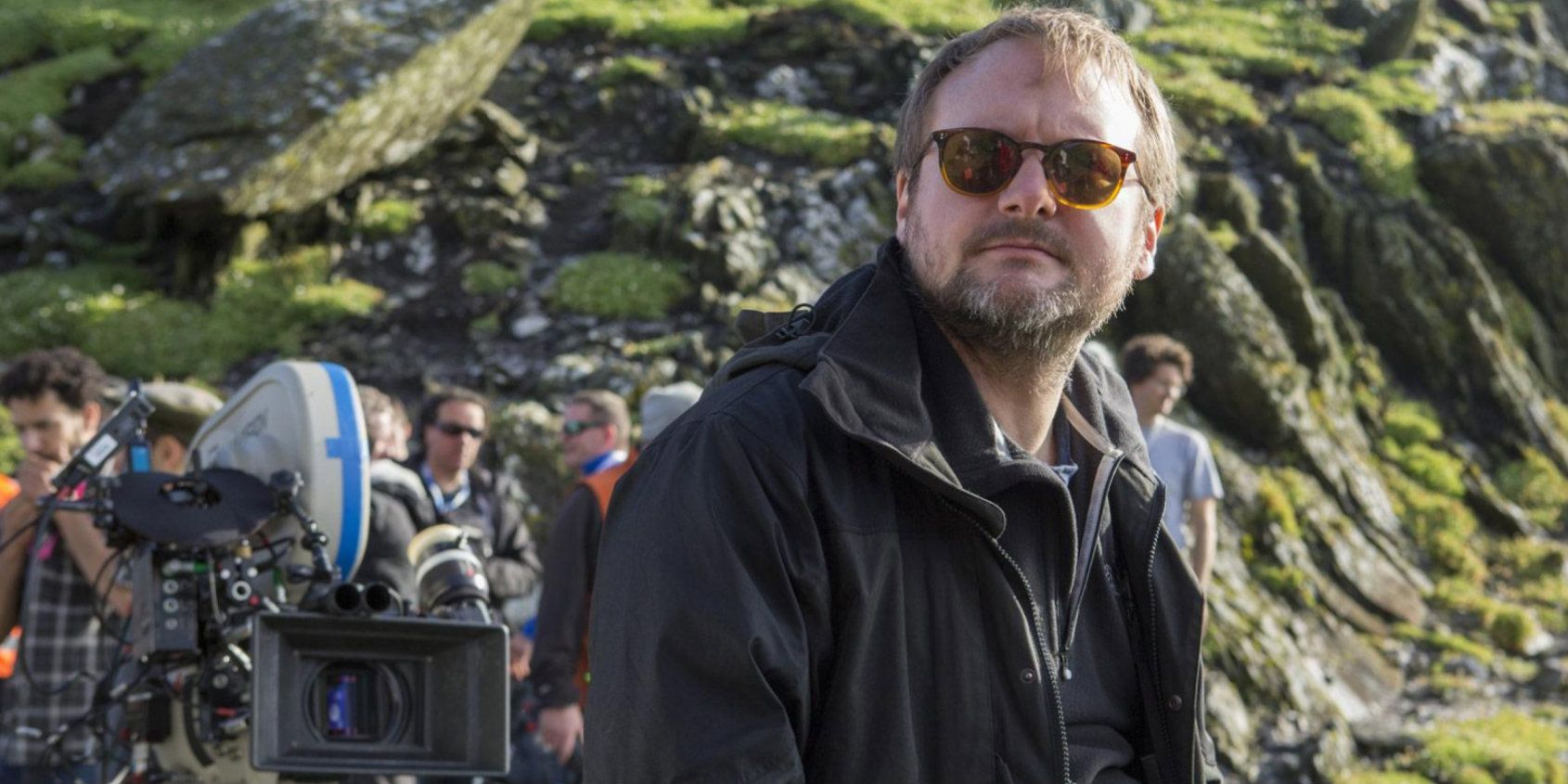 Star Wars: Rian Johnson Doesn't Know Why Directors Get Fired