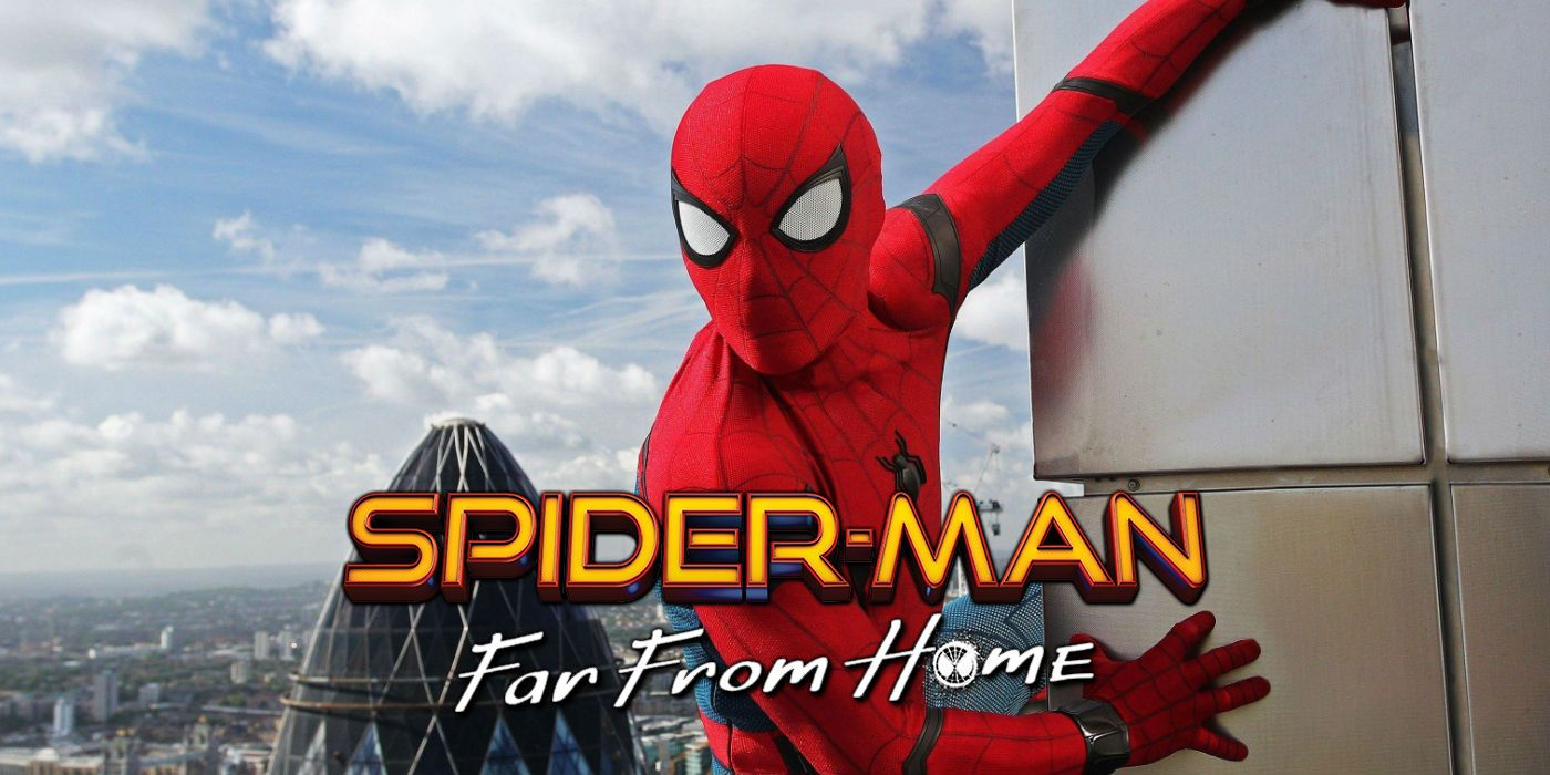 spider man: far from home - photo #5