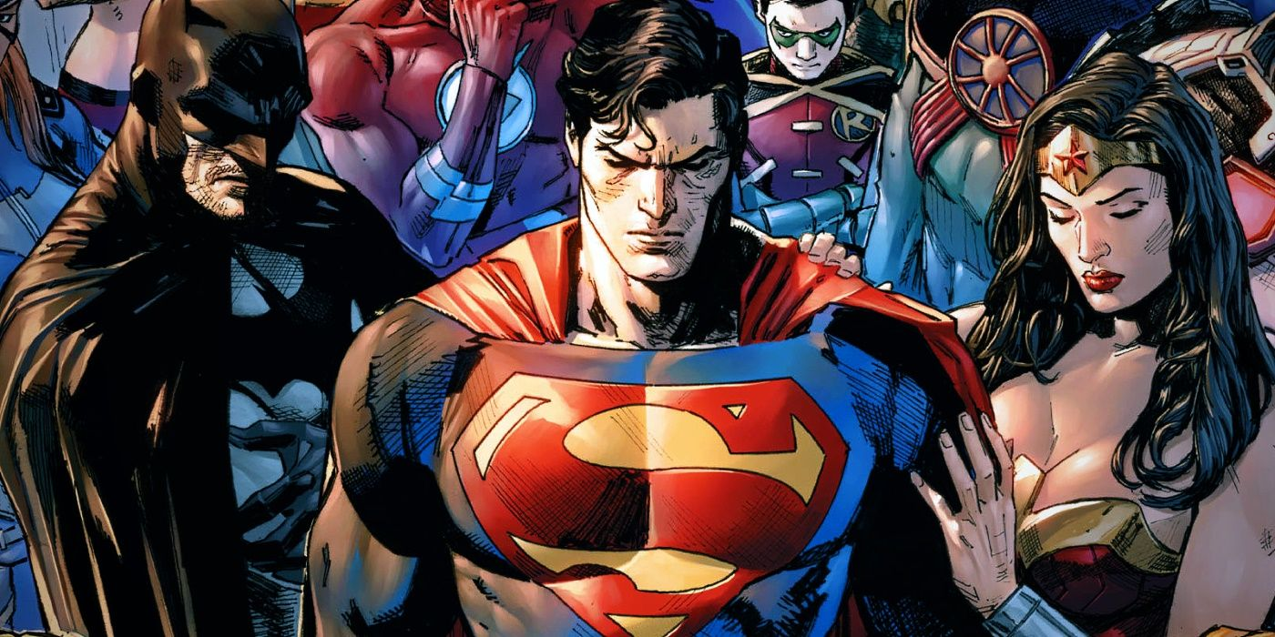 superman s biggest secret may be out thanks to batman