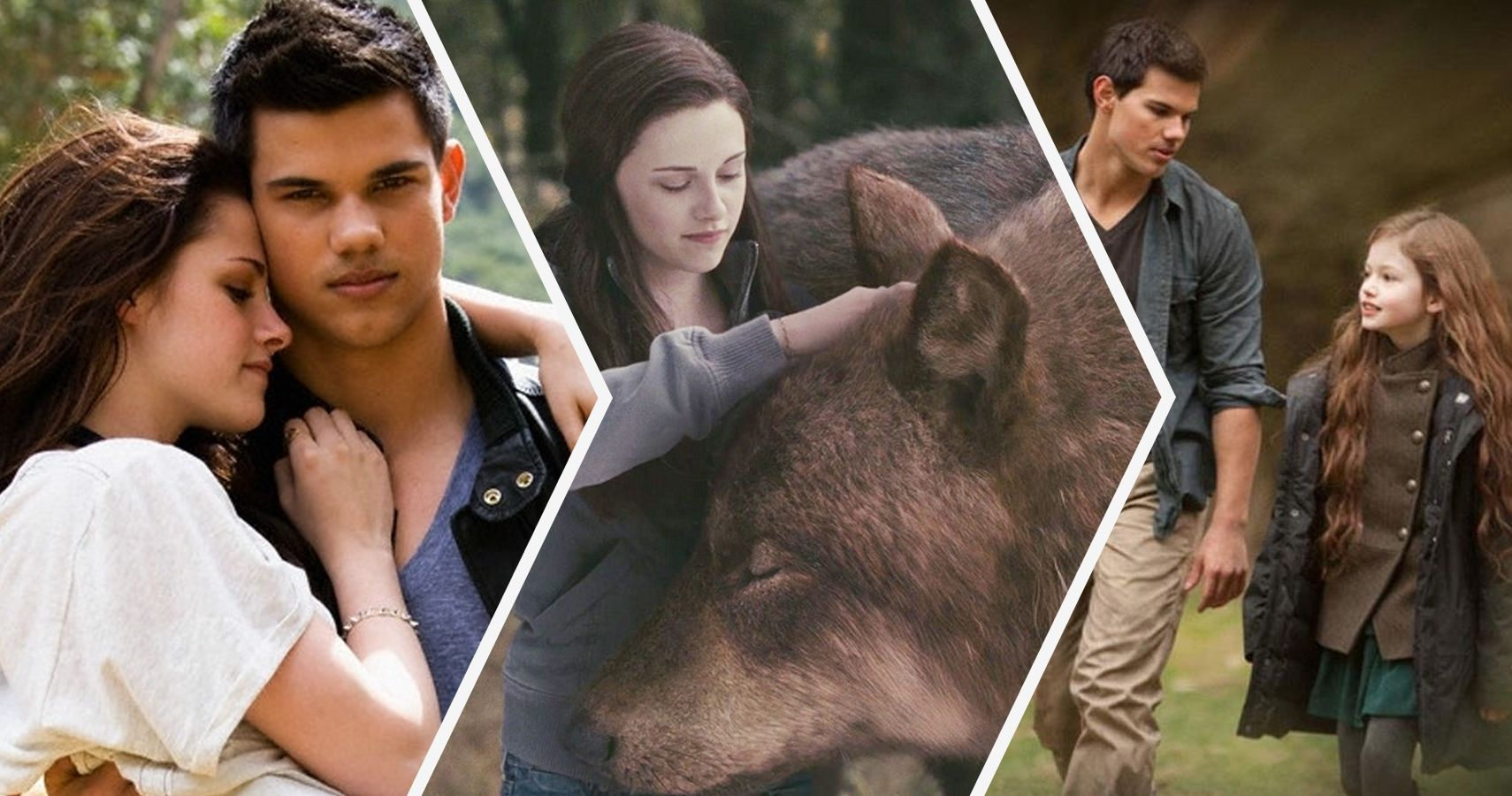 Twilight: 20 Things About Bella And Jacob's Relationship