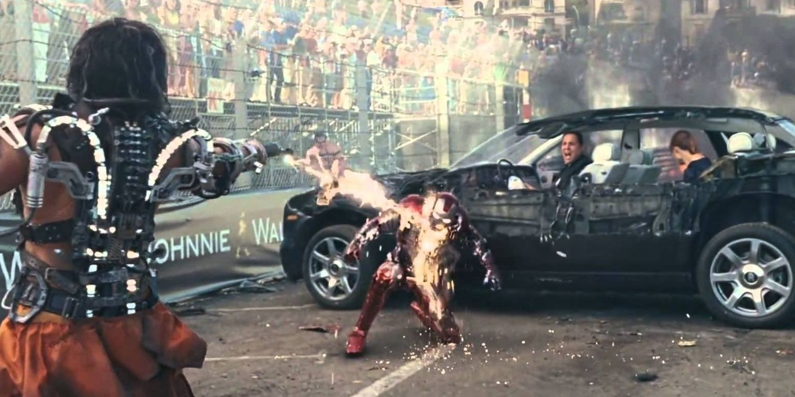TV and Movie News 20 Mistakes Fans Completely Missed In Iron Man