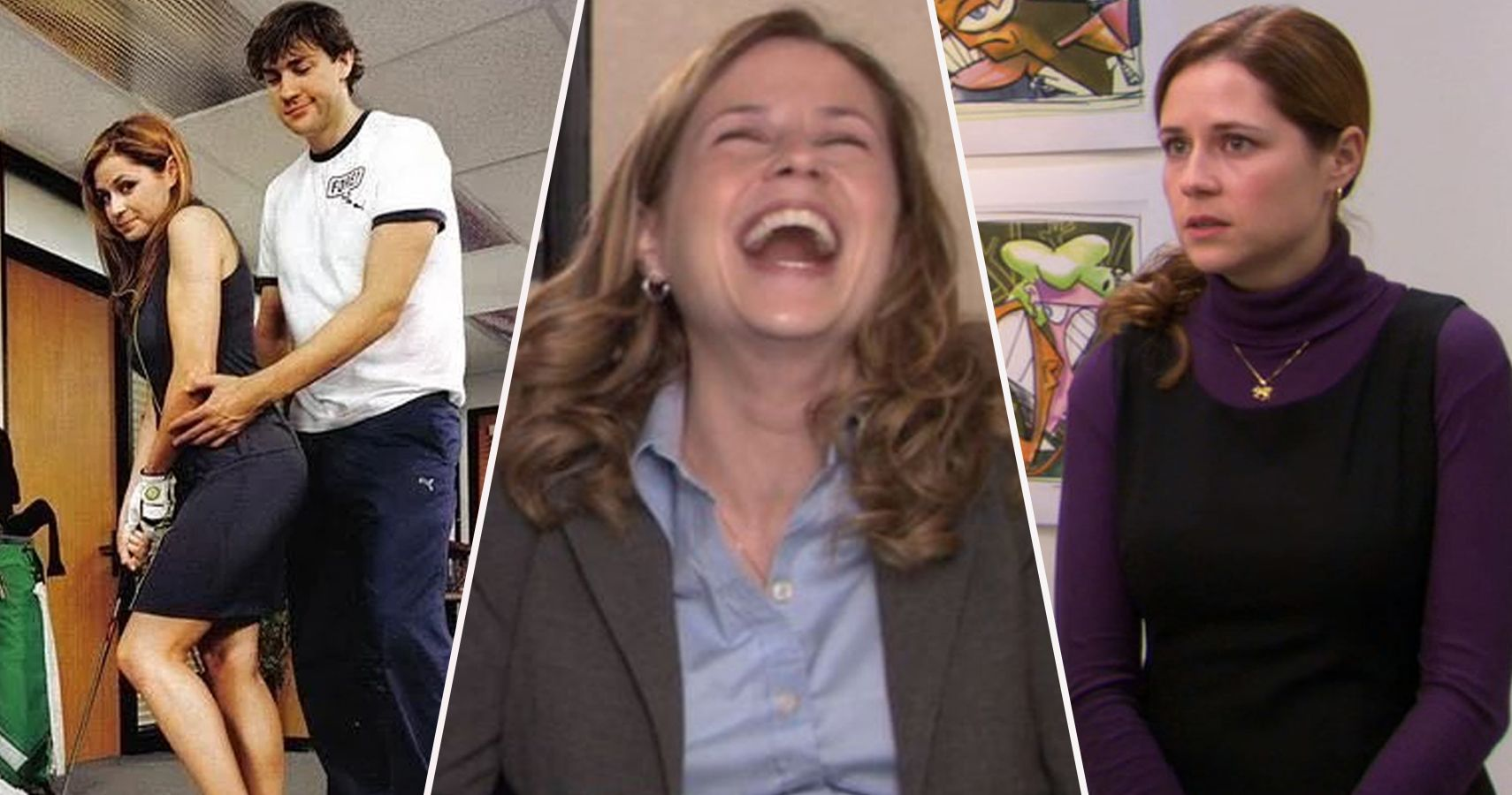 the office michael dating pams mom