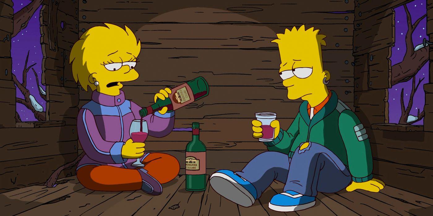 Teoria dos Simpsons: Bart está contando uma história no futuro 4