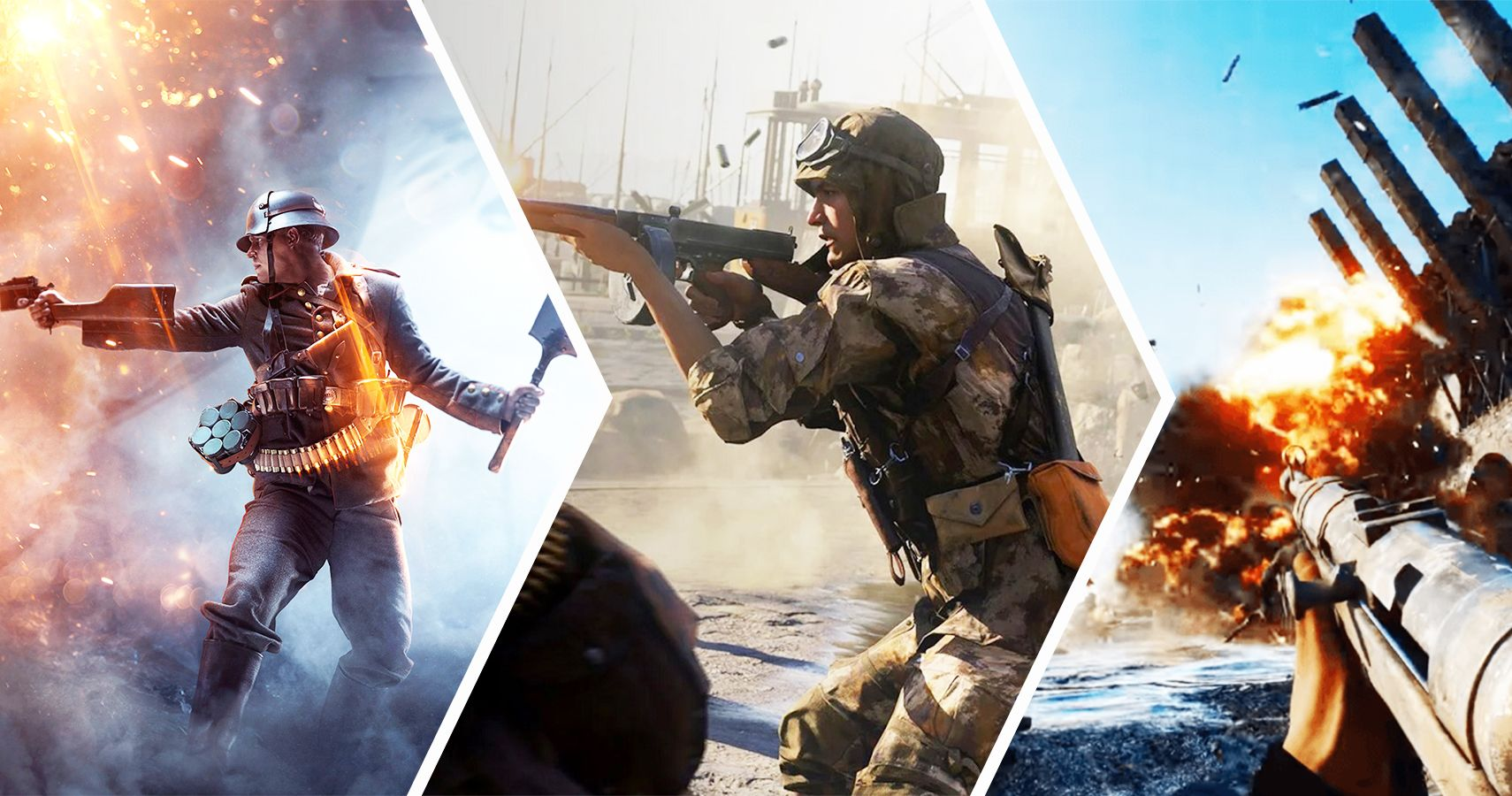 20 Things Only Experts Know You Can Do In Battlefield V