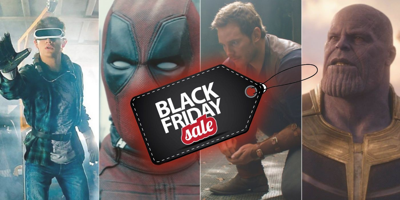 Black Friday 2018 Blu-ray Deals: Target, Walmart, Best Buy