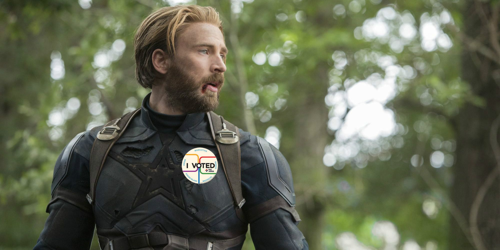 Avengers 4 Fan Has Great Idea For How Marvel Can Boost Voter Turnout