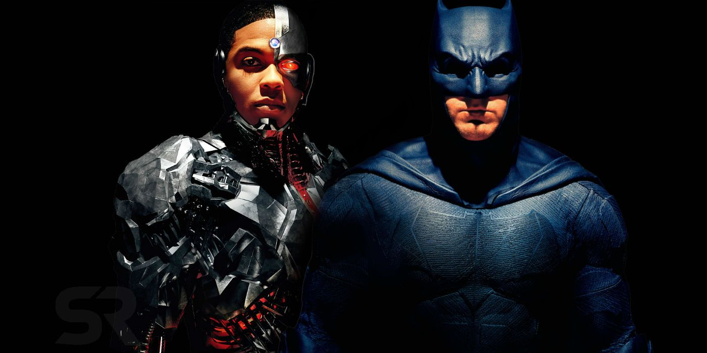 Justice League's Cyborg Can Track Anyone... Except Batman