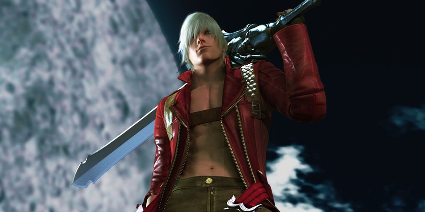 Devil May Cry Anime Series Coming To Netflix Screen Rant