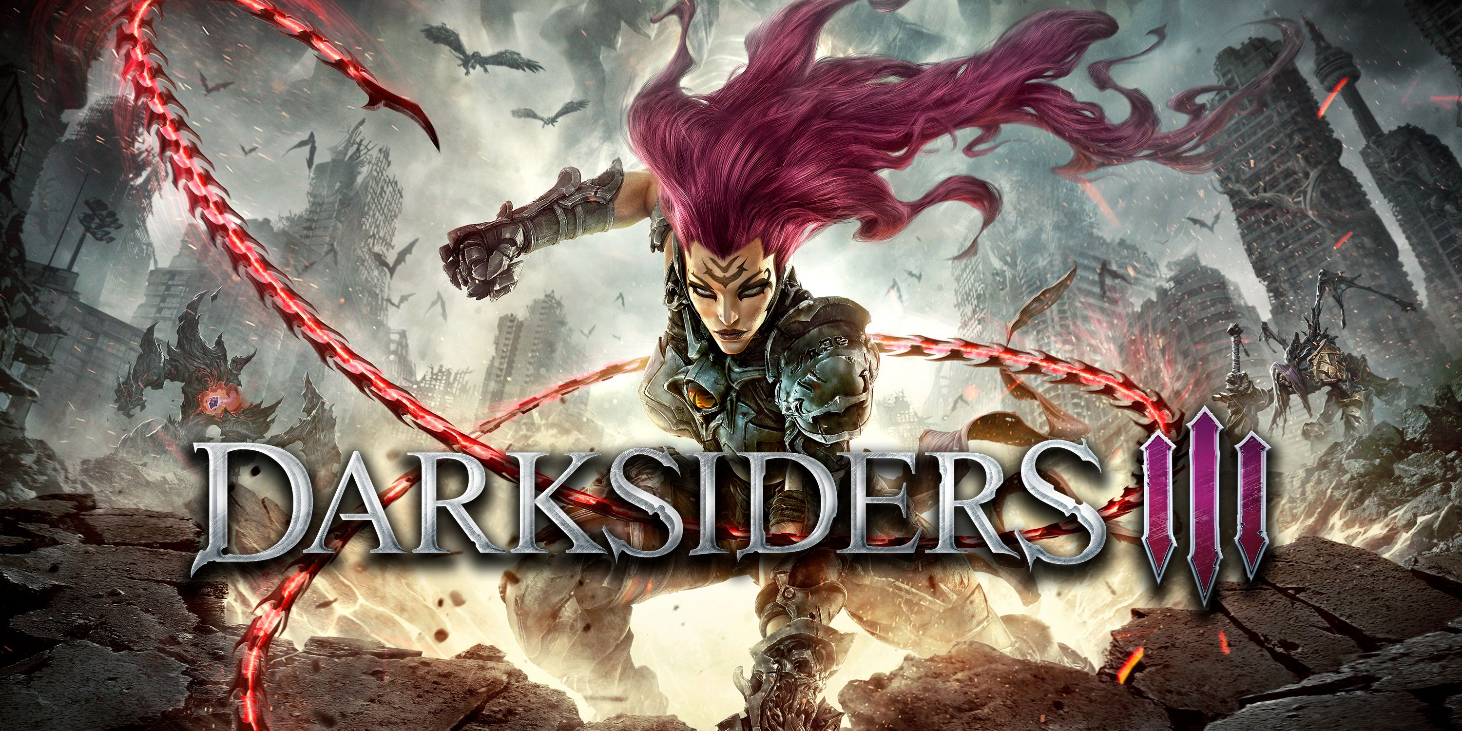 Darksiders 3 Review: An Entertaining End To The World