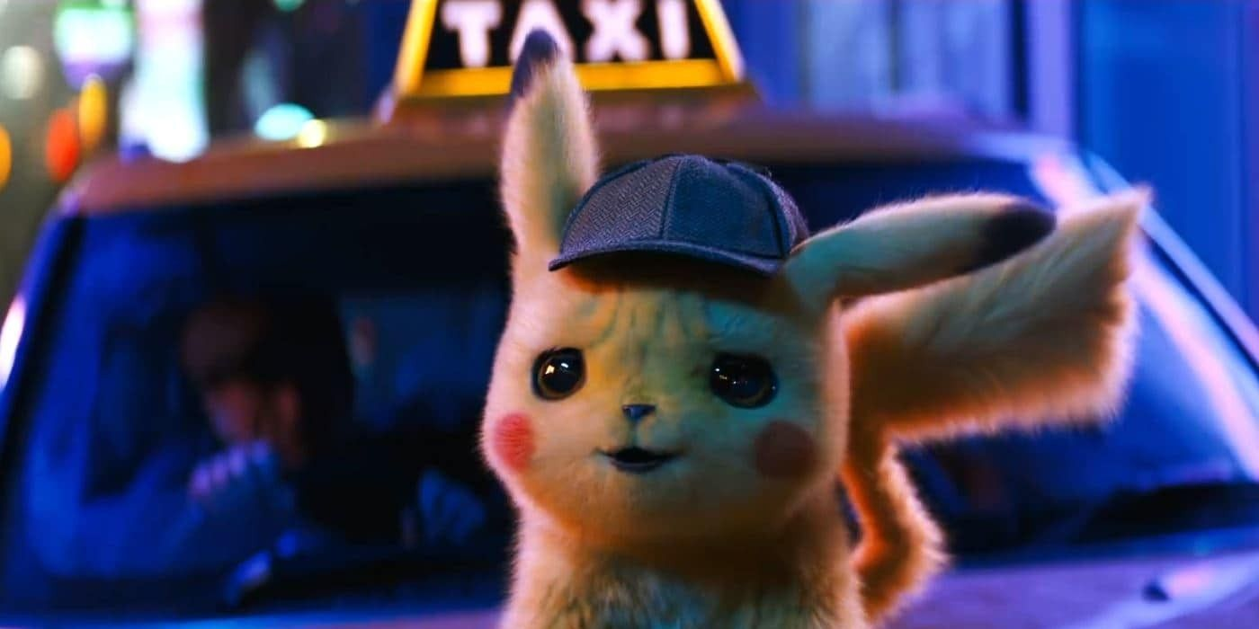 Detective Pikachu TV Spot: First Look At Live-Action Snubbull