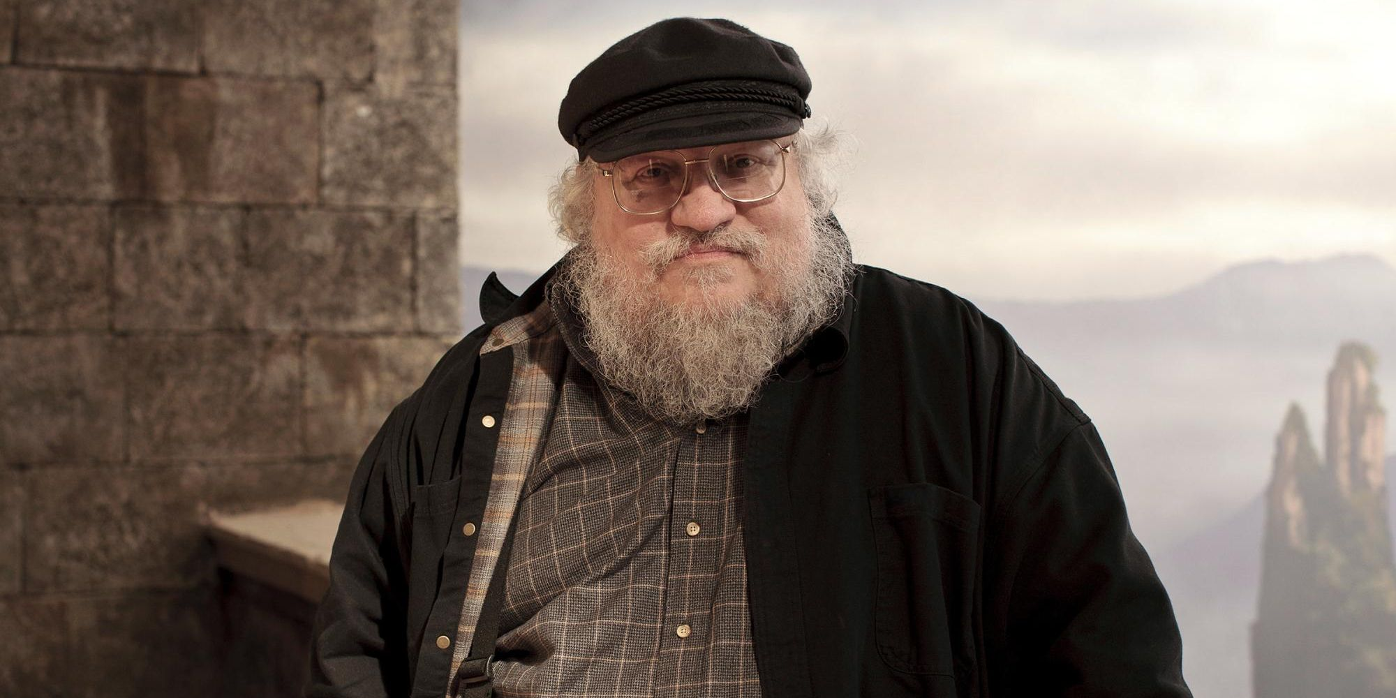 George R.R. Martin Still 'Struggling' To Write Winds Of Winter