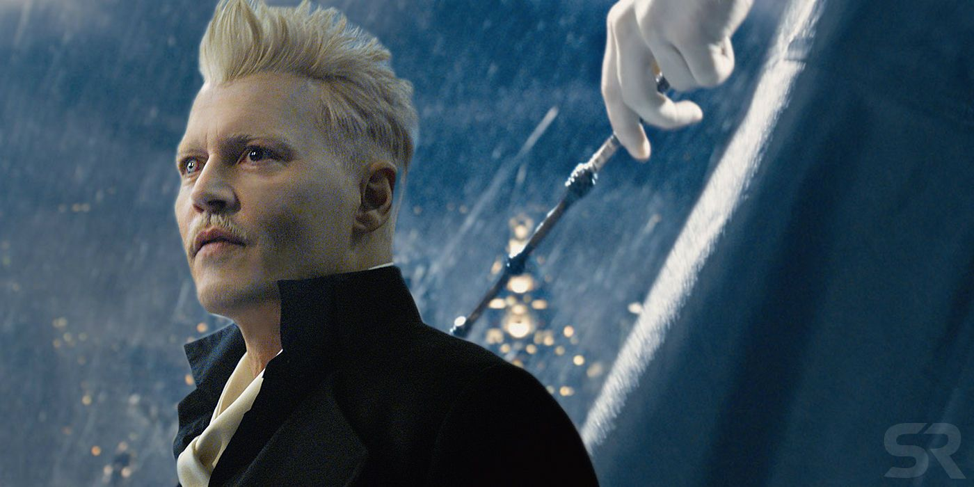 Fantastic beasts 2 39 s biggest plot hole is the elder wand for Grindelwald s wand