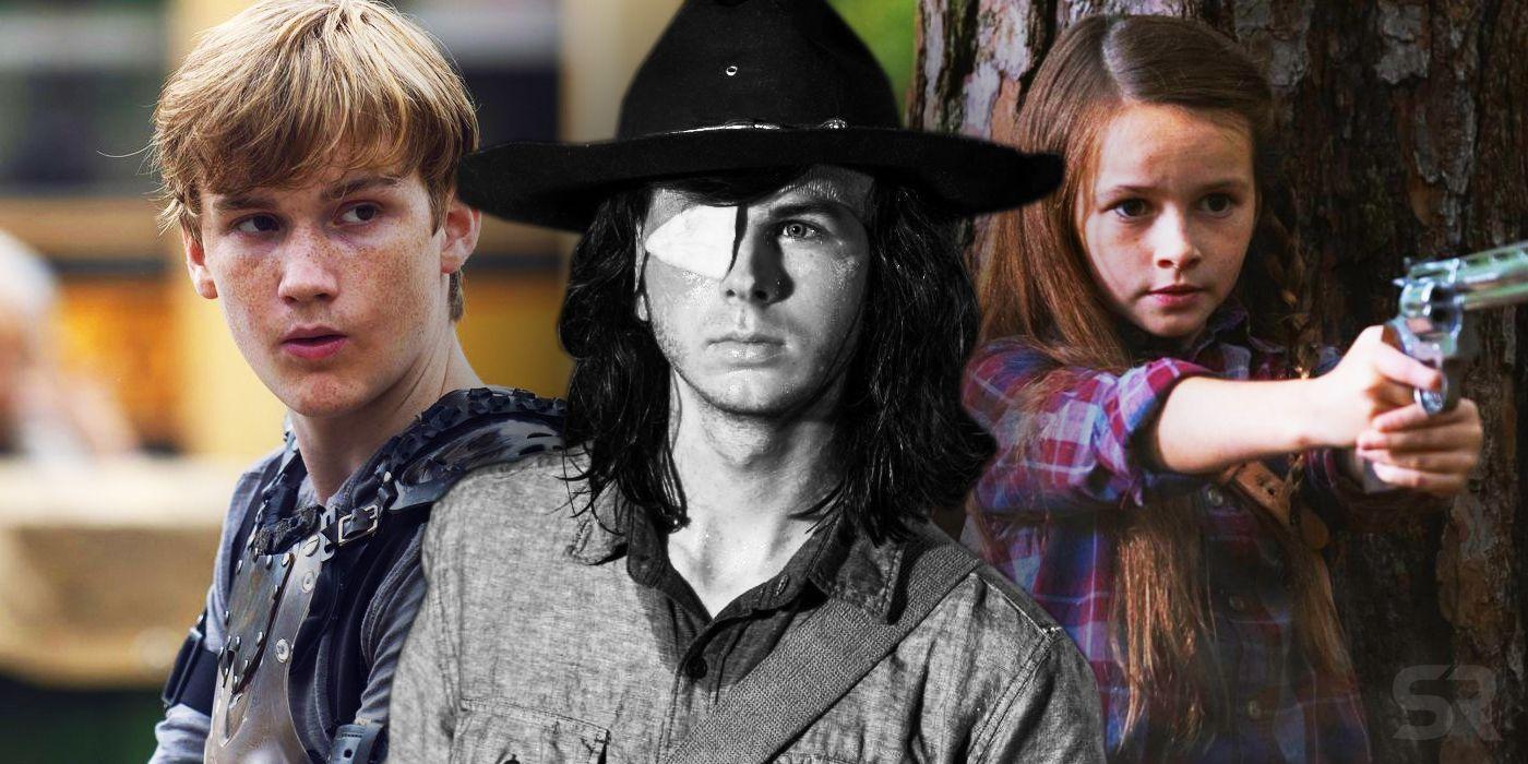 The Walking Dead Season 9 Has Already Replaced Carl Grimes