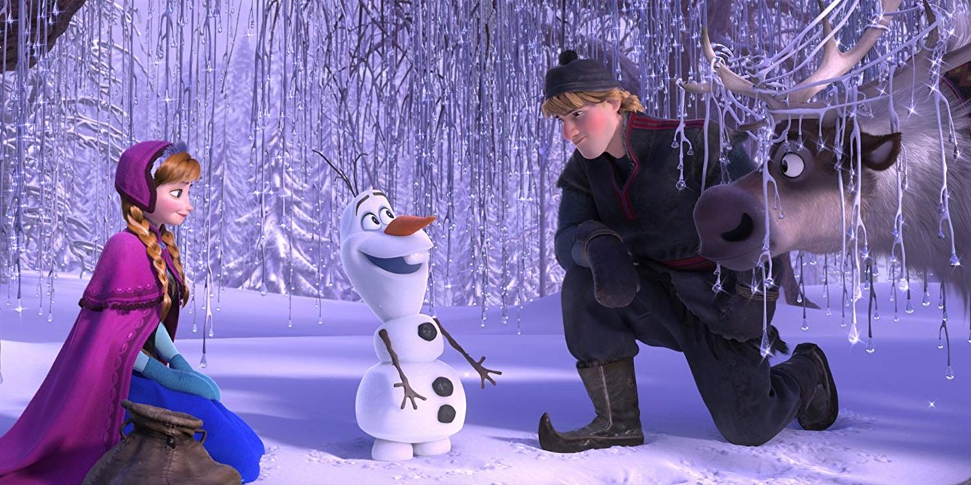 Frozen 2 Release Date Moved Up One Week in 2019
