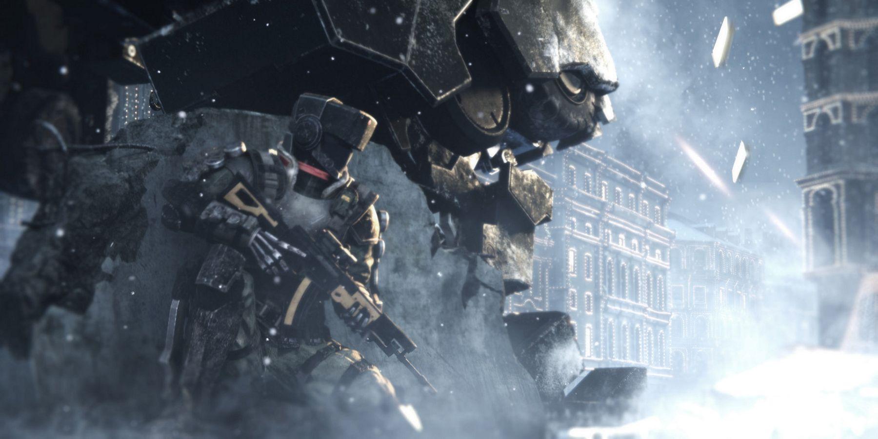 Left Alive Trailer: Square Enix Shows A War-Torn Future