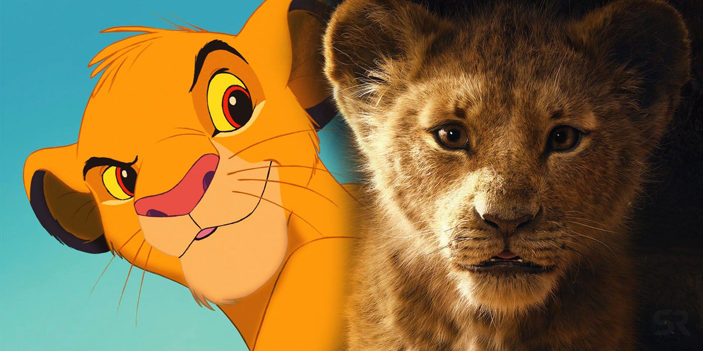 'Lion King' remake has terrifying implications