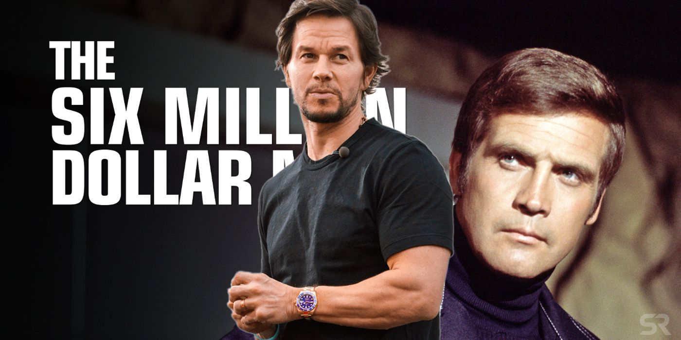 Exclusive The Six Billion Dollar Man Update From Mark Wahlberg