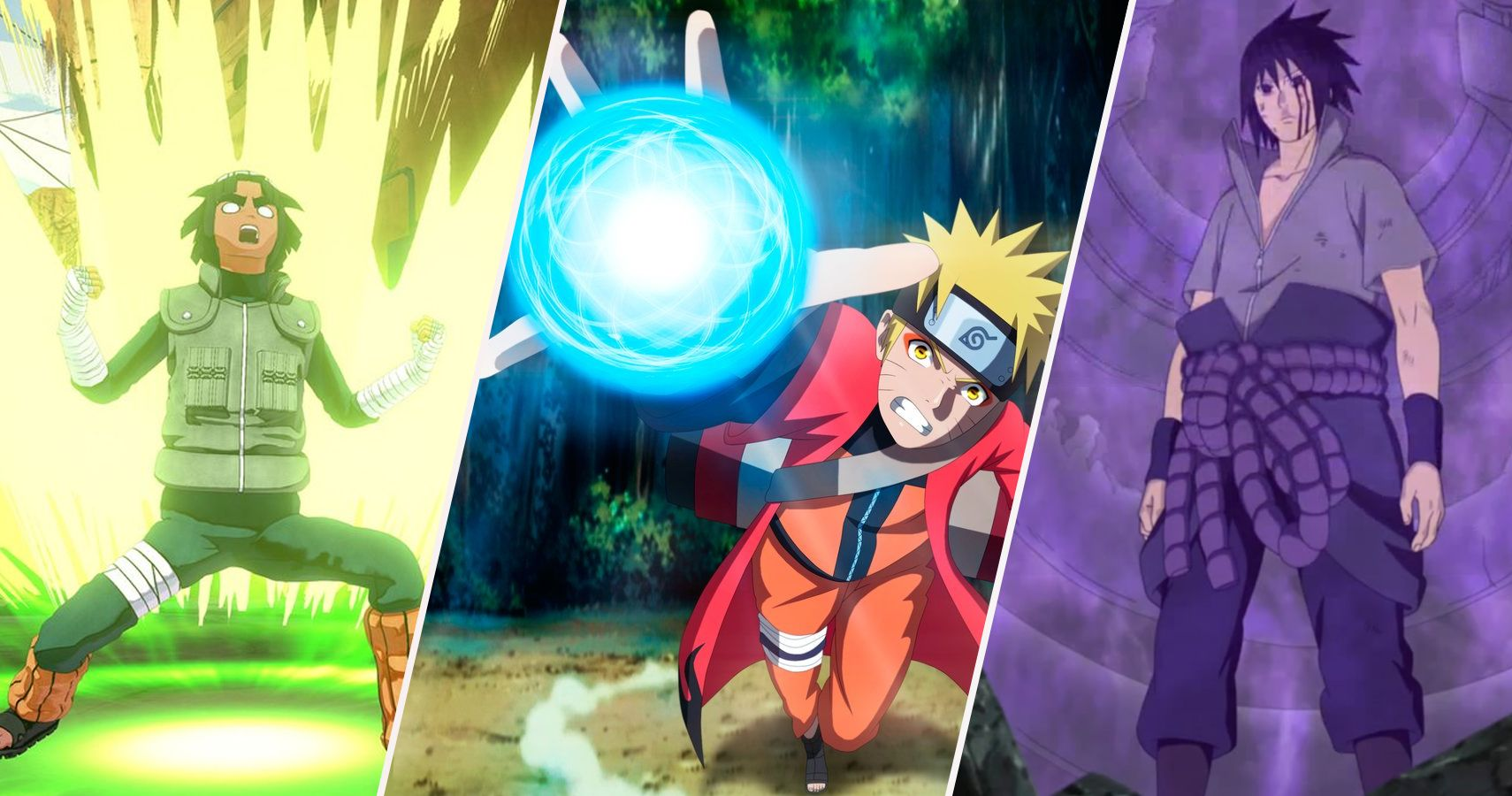 Naruto: The 15 Most Powerful Attacks (And 10 That Are Worthless)