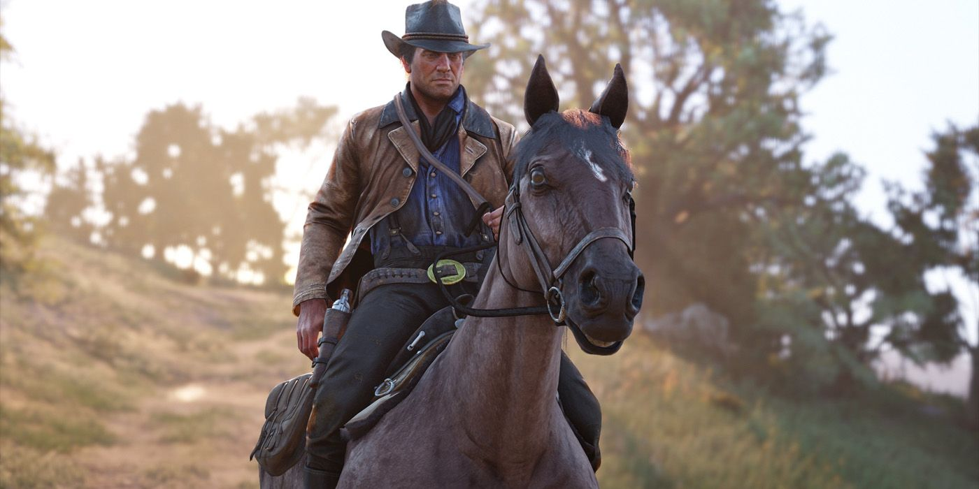 Red Dead Redemption 2 19 Horses Ranked Worst To Best