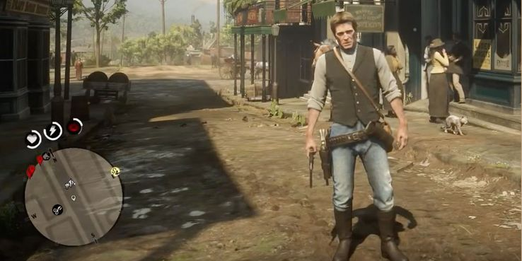 Red Dead Redemption 2: Where to Find the Han Solo Outfit